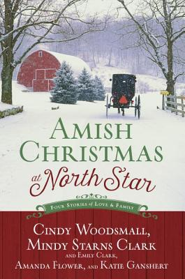 Amish Christmas at North Star Cover