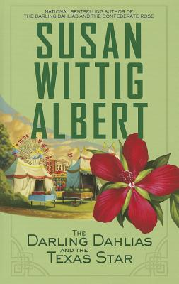 Cover for The Darling Dahlias and the Texas Star