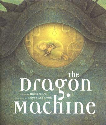The Dragon Machine Cover