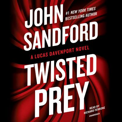 Cover for Twisted Prey (A Prey Novel #28)