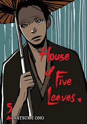 House of Five Leaves, Volume 5 Cover