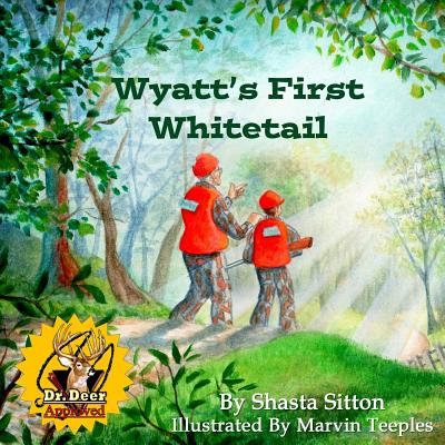 Wyatt's First Whitetail Cover Image