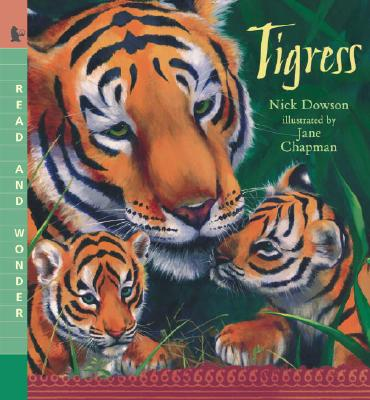 Tigress Cover