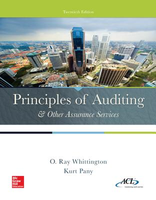 Principles of Auditing & Other Assurance Services Cover Image