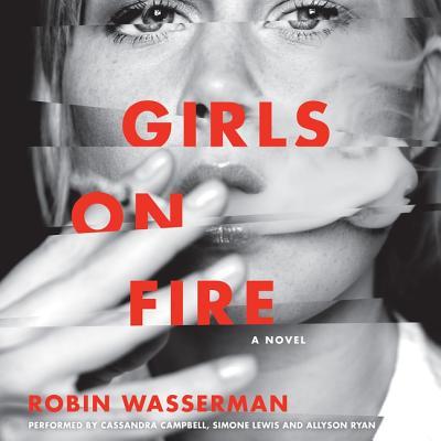 Girls on Fire Lib/E Cover Image