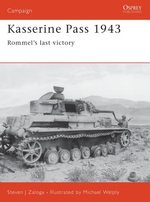 Kasserine Pass 1943 Cover