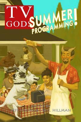 Cover for TV Gods