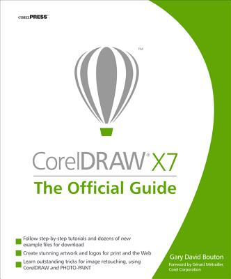 CorelDRAW X7: The Official Guide Cover Image