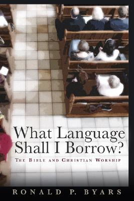 What Language Shall I Borrow? Cover