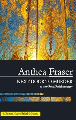 Next Door to Murder Cover