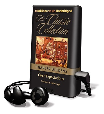 Great Expectations [With Earbuds] (Playaway Adult Fiction) Cover Image