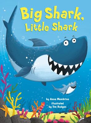 Big Shark, Little Shark Cover Image