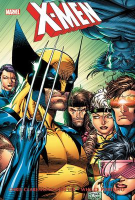 X-Men By Chris Claremont & Jim Lee Omnibus Vol. 2 HC Cover Image