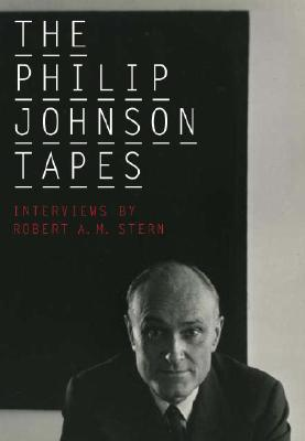 The Philip Johnson Tapes Cover