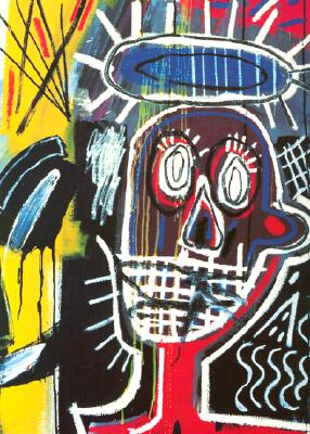 Jean Michel Basquiat Cover