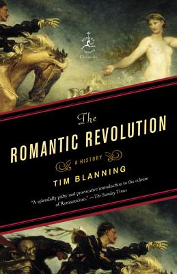 The Romantic Revolution: A History Cover Image