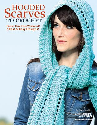 Hooded Scarves to Crochet Cover Image