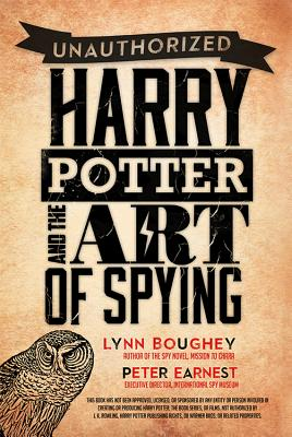 Harry Potter and the Art of Spying Cover