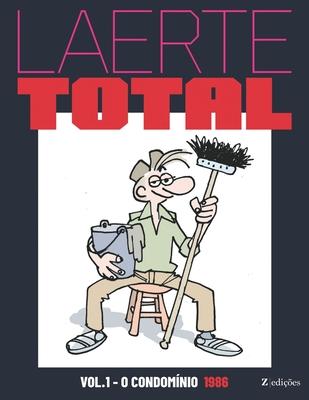 Laerte Total vol.1 Cover Image