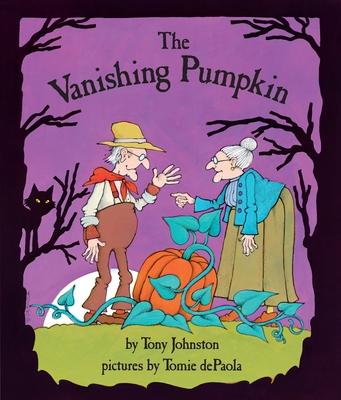 The Vanishing Pumpkin Cover