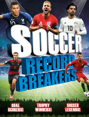 Soccer Record Breakers Cover Image
