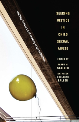 Seeking Justice in Child Sexual Abuse Cover
