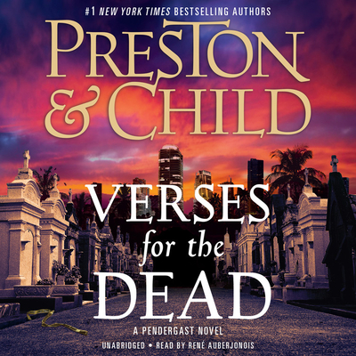 Verses for the Dead (Agent Pendergast series) Cover Image