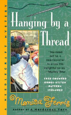 Hanging by a Thread (A Needlecraft Mystery #6) Cover Image