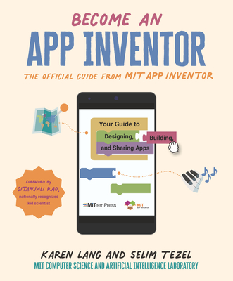 Cover for Become an App Inventor