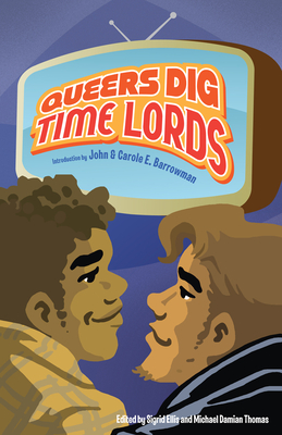 Cover for Queers Dig Time Lords