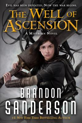 The Well of Ascension: A Mistborn Novel Cover Image