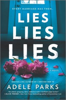 Cover for Lies, Lies, Lies
