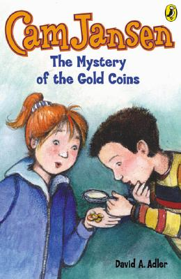 Cam Jansen: the Mystery of the Gold Coins #5 Cover Image