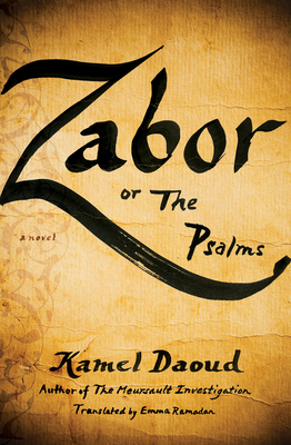 Zabor, or The Psalms: A Novel Cover Image