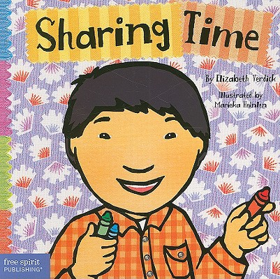 Sharing Time (Toddler Tools®) Cover Image