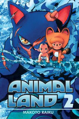Animal Land 2 Cover