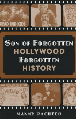 Son of Forgotten Hollywood Forgotten History Cover Image