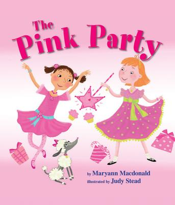 Cover for The Pink Party