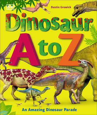 Dinosaur A to Z Cover Image
