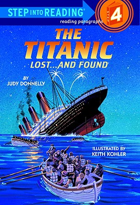 Titanic Lost...and Found Cover Image