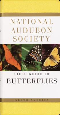 National Audubon Society Field Guide to North American Butterflies Cover