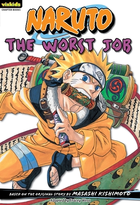 Naruto: Chapter Book, Vol. 3 cover image