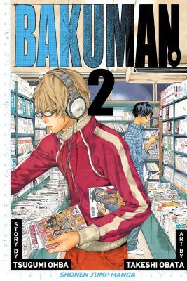 Bakuman, Volume 2 Cover