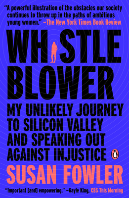Whistleblower: My Unlikely Journey to Silicon Valley and Speaking Out Against Injustice Cover Image