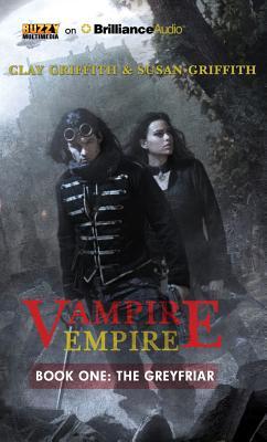 The Greyfriar (Vampire Empire #1) Cover Image