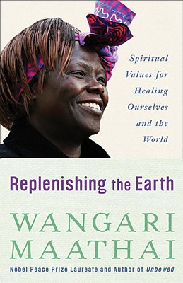 Replenishing the Earth: Spiritual Values for Healing Ourselves and the World Cover Image