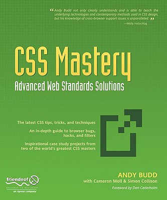 Cover for CSS Mastery