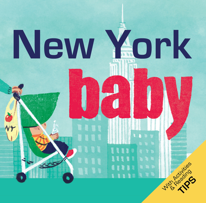 New York Baby Cover