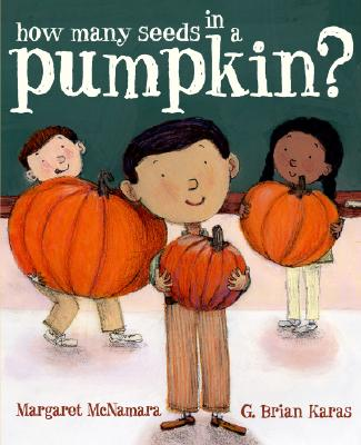 How Many Seeds in a Pumpkin? Cover