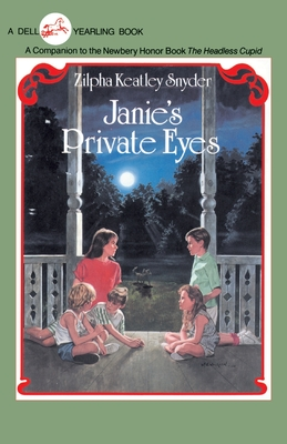 Janie's Private Eyes Cover
